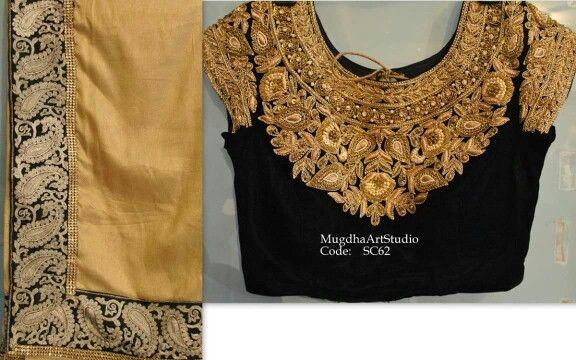 Maharani blouse