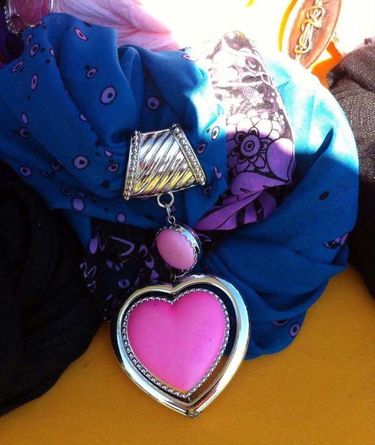 Handmade Jewellery scarf by EBT Gifts