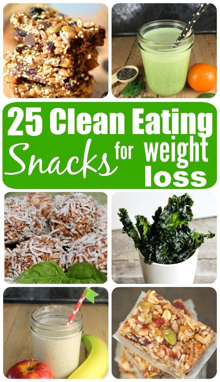 25 saubere Snacks zum Abnehmen. Mach dich erfolgreich   – Gezunde Rezept