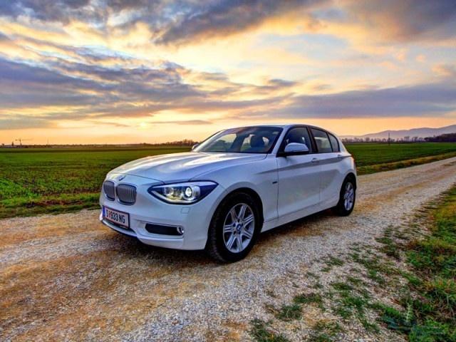 [BMW 116i Urban] Die zweite Generation der 1er-Reihe ist eine konsequente Weiterentwicklung des Vorgängers. Wir haben den günstigsten 1er, den 116i, zum Test geladen. #bmw #1er