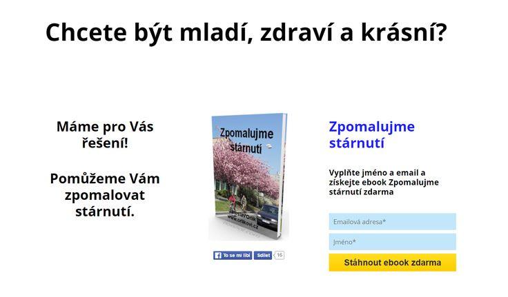 MUDr. Jaroslav Orlík a jeho ebook ZDARMA: Zpomalujeme stárnutí