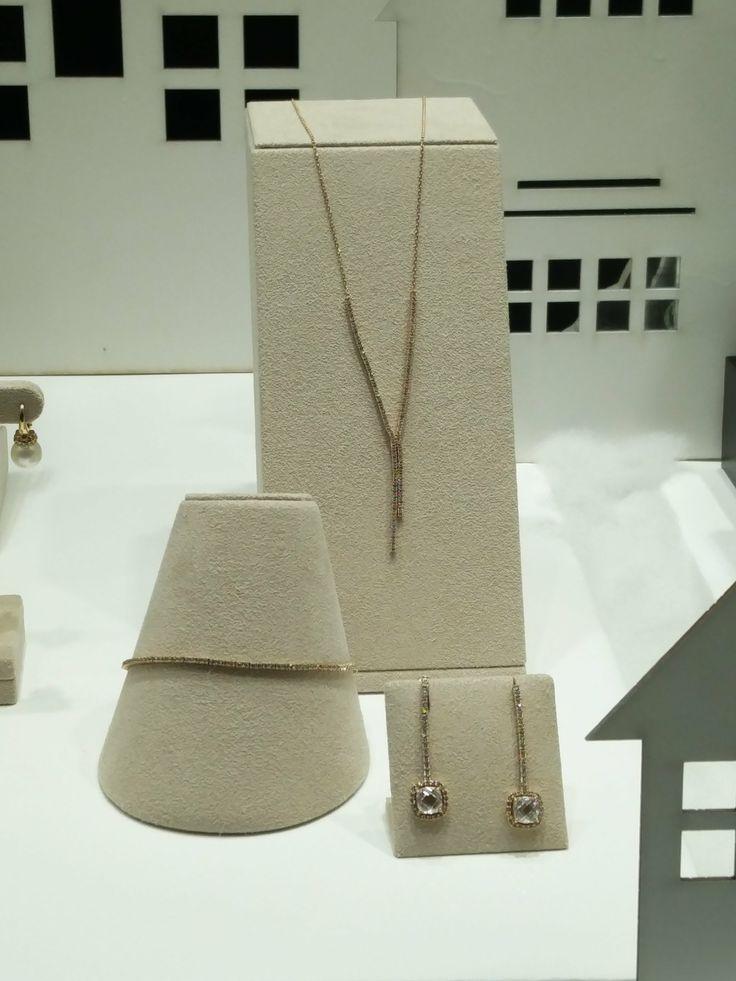 Κομψά κοσμήματα από ροζ χρυσό   Τσαλδάρης στο Χαλάνδρι