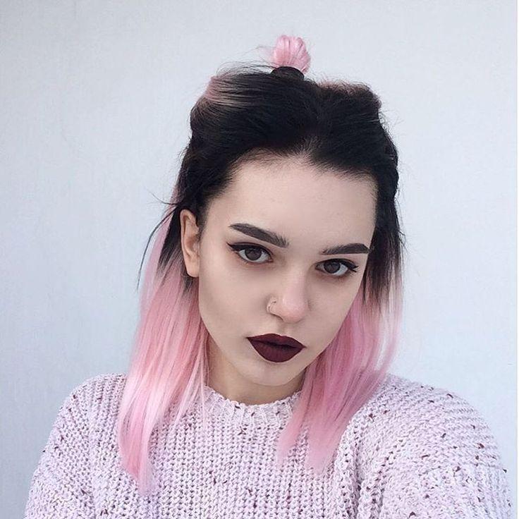 best 25 baby pink hair ideas on pinterest