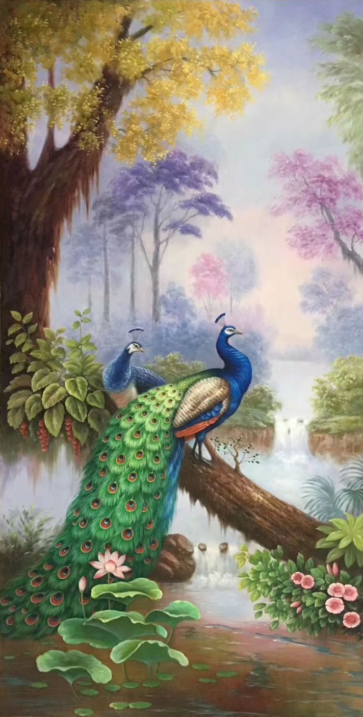best peacocks images on pinterest awesome hair color