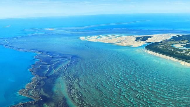 Montgomery Reef, in the Kimberley, to be protected as part of the Lalang-garram Camden Sound Marine Park.