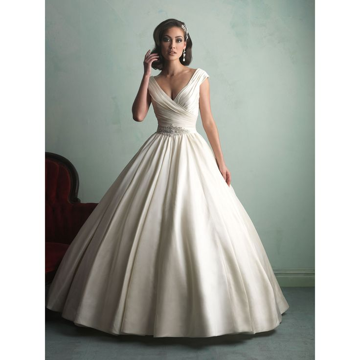 Allure Bridal 9155|Allure Wedding dress 9155|tampabridalshops.com