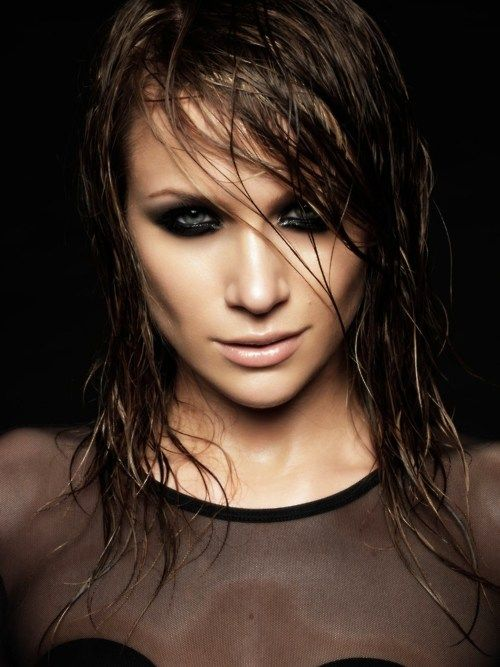 Shantel VanSanten.. something fierce? yes!