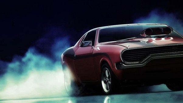 Wallpaper Cars Sport Dodge Vehicles Array Wall #4577