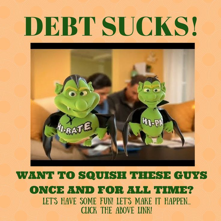 Finally a program that does what it promises to do and gives you the tools to do it...check it out and get those Debt Suckers off of your Back NOW!...http://tcpros.co/VRBLh