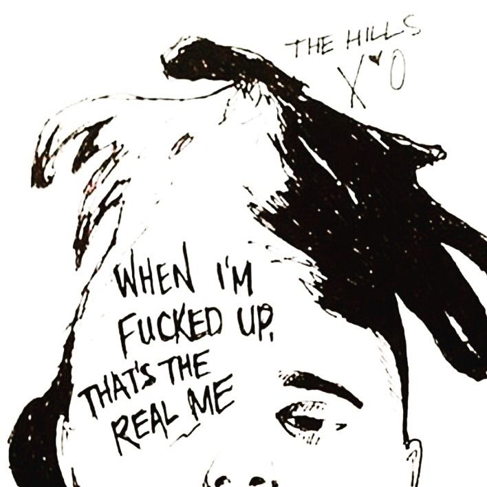 The Weeknd - The Hills xo
