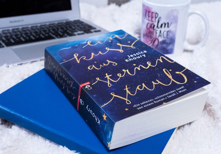 Eine Geschichte, die verzaubert! Rezension zu Ein Kuss aus Sternenstaub von Jessica Khoury, erschienen im cbj Verlag