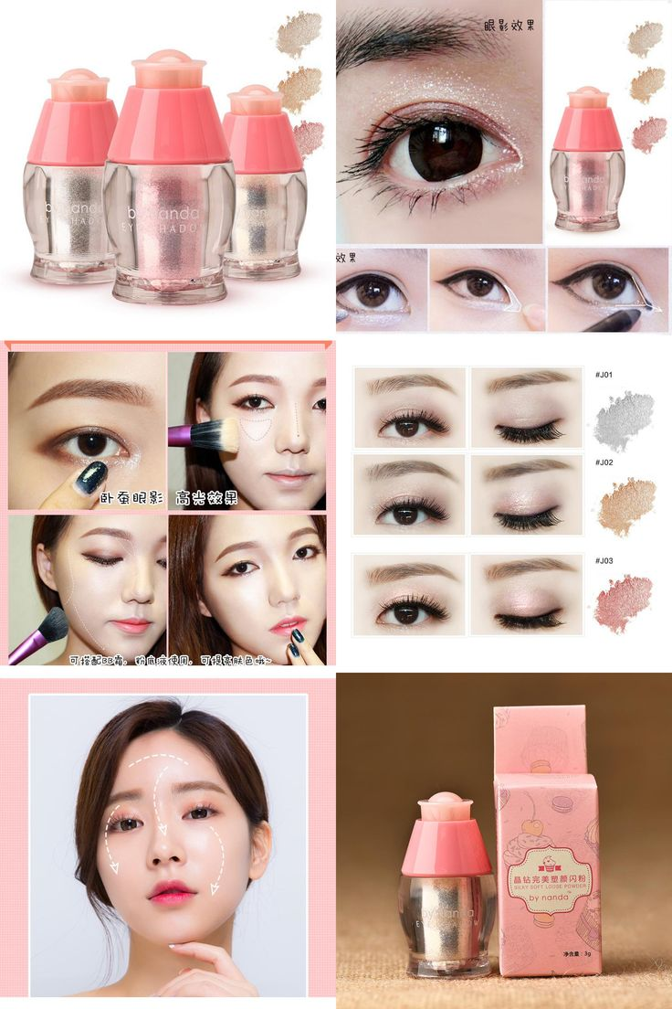 [Visit to Buy] Professional Cosmetics Silky Soft Loose