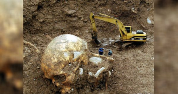 Giant Human Skeleton Ever Discovered In Australia