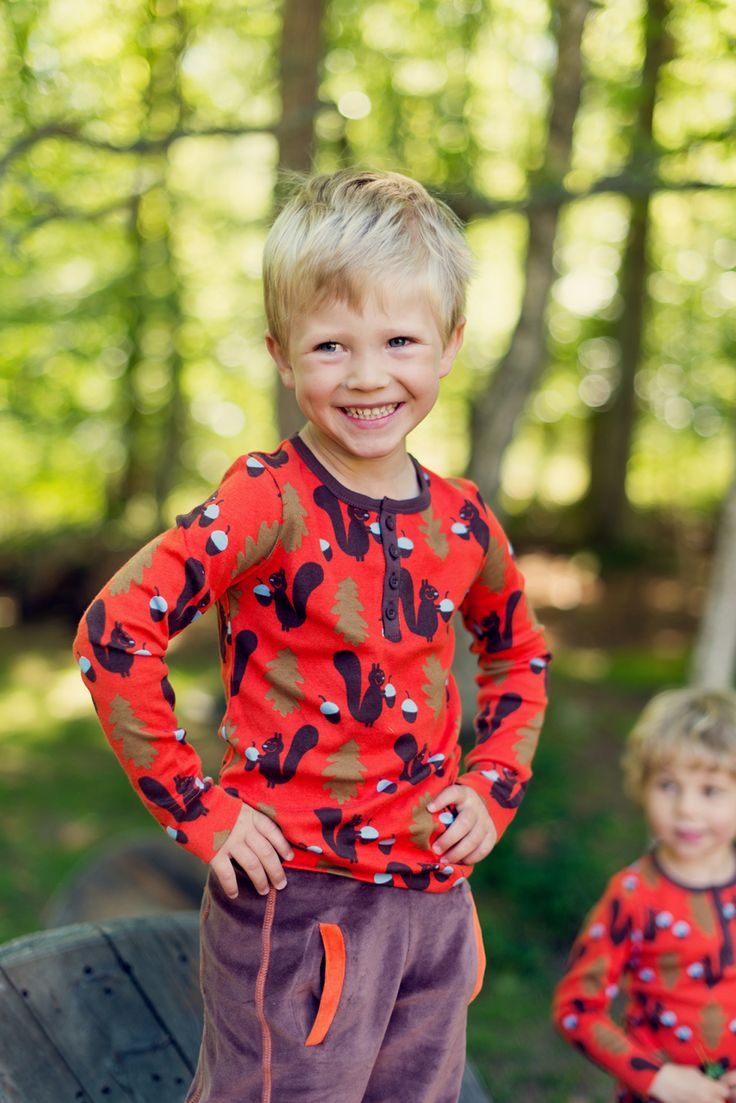 #Preview zur #Kids-Kollektion ab 14.08. bei meandi: Das #Happy #Squirrel #Shirt für kleine Herzensbrecher