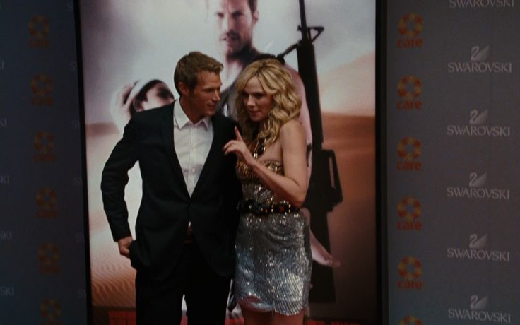 Care International, Swarovski and Matthew Williamson Dress - Sex and the City 2 (2010) Movie Scene