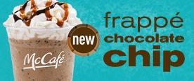http://www.mcdonalds.com/us/en/promotions/mccafesummer.html# - frappe chocolate chip - McCafe