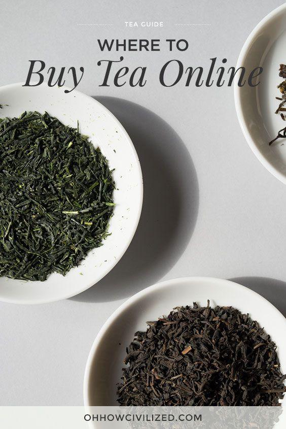 Where to Buy Tea Online #tea #buytea #teaguide