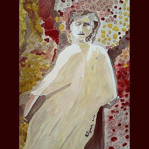 Portrait of Marie Corelli Ink and Gouache on paper #estefanialopezart#finearts#paintings#Miamibeach#Florida#wynwood#deerfieldbeach #miamiartwalk#art#artlovers#sunnyisles#artbasel #peacelovers#artlovers#portraits#hollywoodartwalk#bellasartes#artista#mysticsoul#wisesouls#artwalk#pintura#contemporaryart#Micronesia#charcoal#meditation#mariecorellis#astraltraveling#occult#writer by estefania.lopez.art