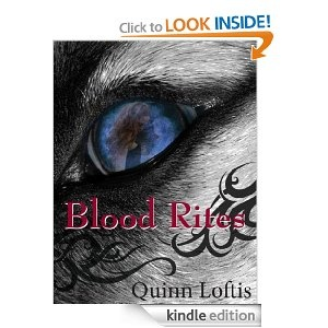 #4: Blood Rites (The Grey Wolves Series #2)