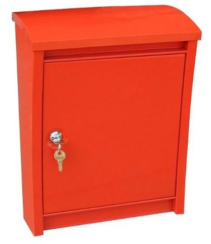 I like this Dorsa Mailbox from Morba