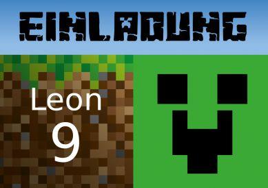 Witzige Einladungskarte zum Kindergeburtstag für alle Minecraft-Fans! #Minecraft  #Pixel #Geburtstag#Einladung #birthday #einladunggeburtstag.de