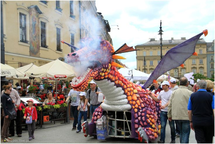 Great Dragons Parade