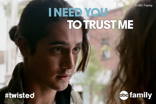 Twisted ABC Family   Season 1, Episode 1 Pilot   Quotes