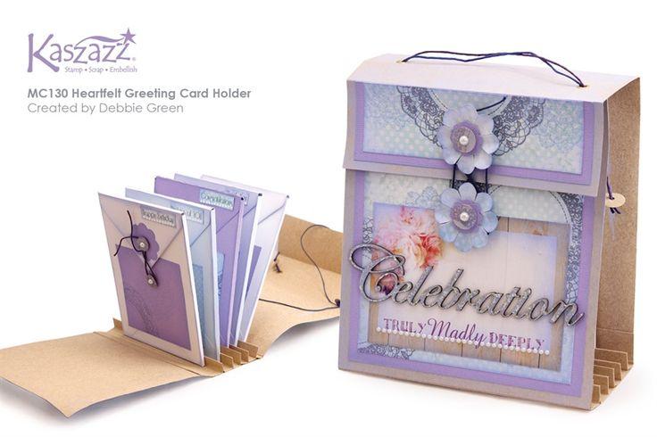 MC130 Heartfelt Greeting Card Holder