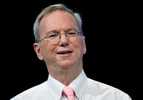 A data firm that is backed by Eric Schmidt, the chief executive of Alphabet, Google's parent company, has been paid millions by Democratic committees.