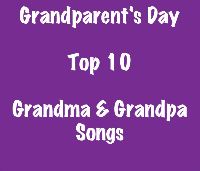 Best 25 Grandparents Day Songs Ideas On Pinterest