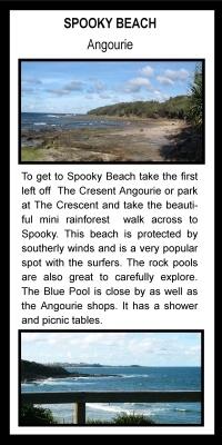 Spooky Beach. Angourie