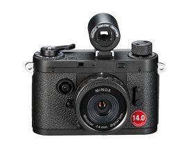 Minox DCC 14.0 svart - kungen av retro-kameror