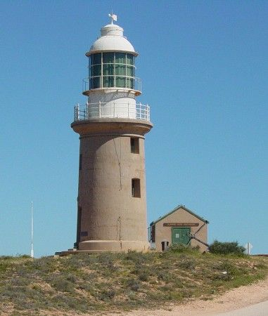 Lighthouses of Western Australia Vlaming Head Light, Exmouth, July 2005 Flickr Creative Commons photo by Brian Yap
