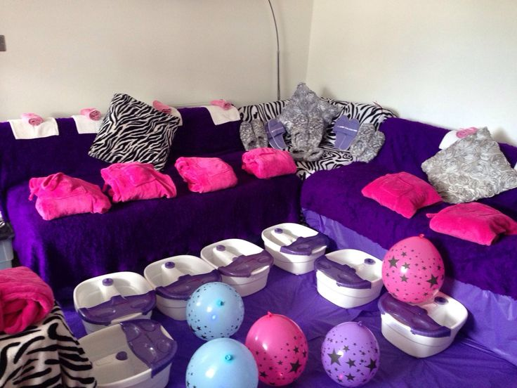 21 best Spa Party Ideas for Girls In London images on Pinterest