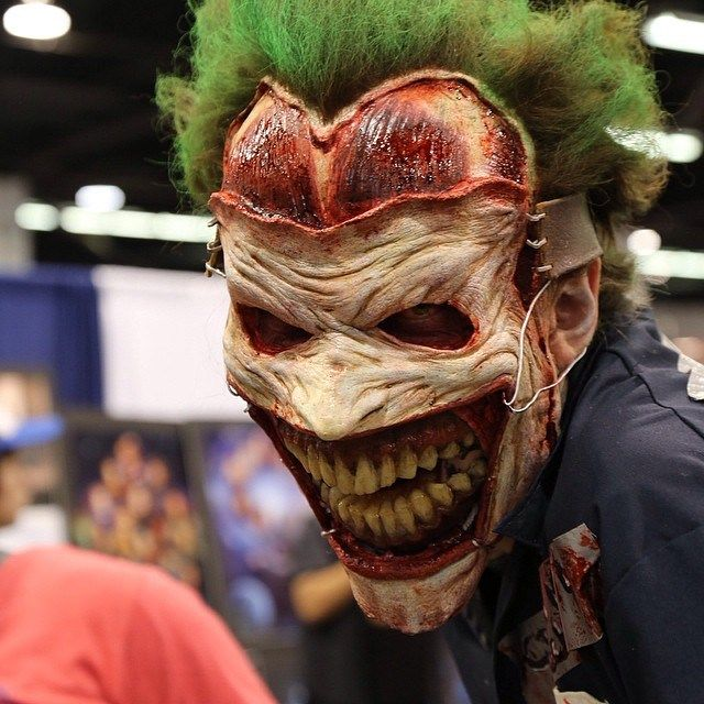 new 52 joker endgame cosplay