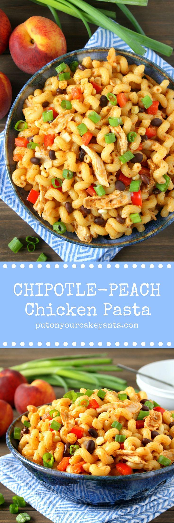 recipe: easy peach chicken recipe [22]