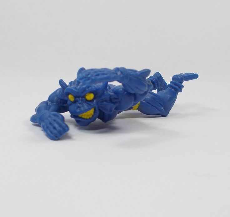 Monster Sports Stars In My Pocket - C1  The Big Dipper - MIMP Toy Figure Meg (2)