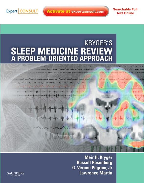 "SAVE 10% on ""Kryger's Sleep Medicine Review,"" from our award-winning #sleep   #medicine expert Dr. Meir Kryger before July 1!"