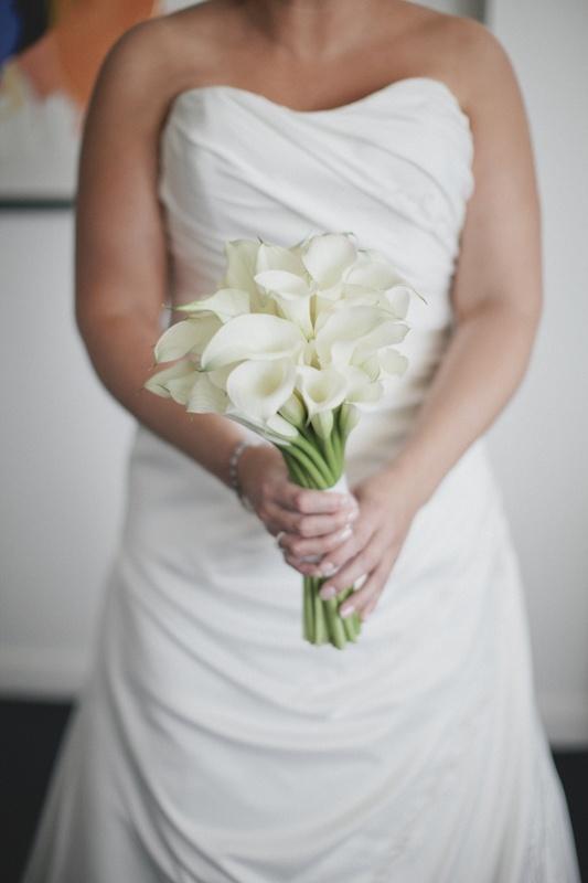Calla Lily wedding bouquet  http://www.cavanaghphotography.com