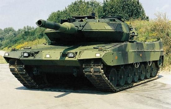Stridsvagn 121 and 122 – Swedish version of the German Leopard II | Thai Military and Asian Region
