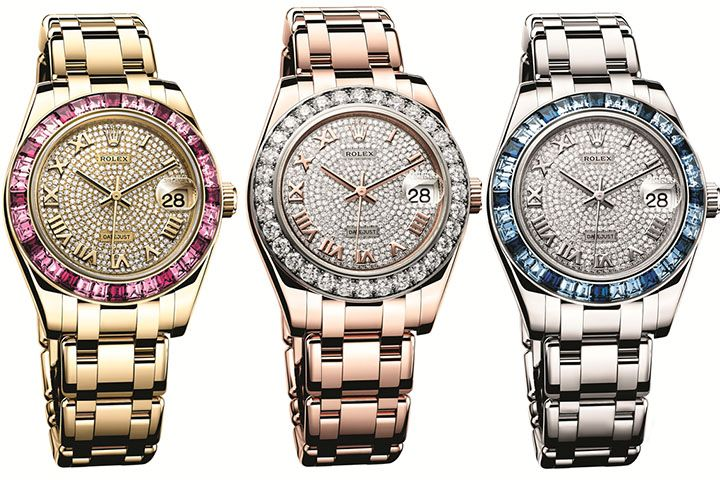 #Basel2014 Ladies Watches 2014: Patek Philippe, Omega, #Rolex  http://luxuryvolt.com/2014/03/basel-ladies-watches-2014-patek-philippe-omega-rolex/