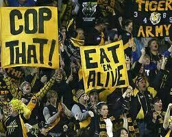 Richmond supporters, some of the most passionate in the world