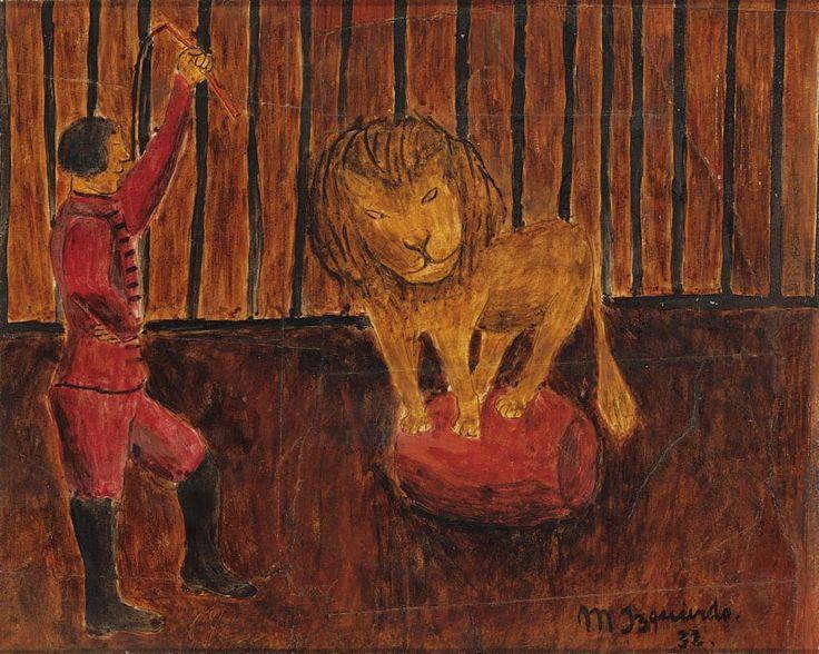 Maria Izquierdo Paintings   María Izquierdo (1902 - 1955)