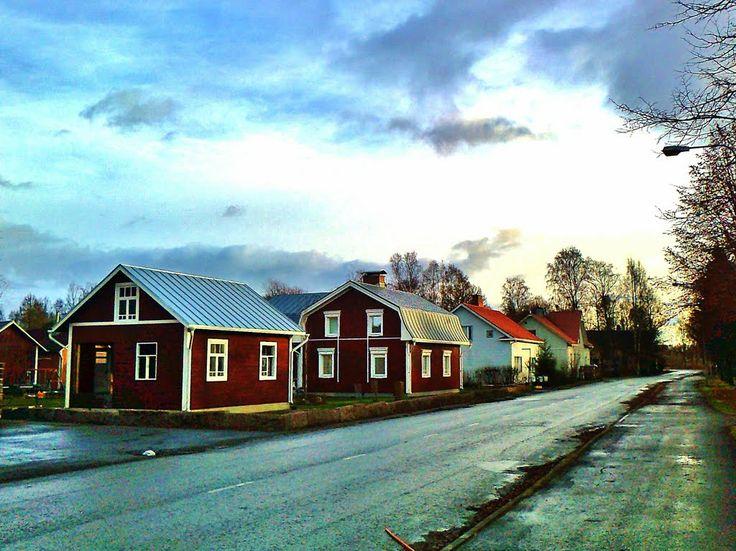 Station Road, Ilmajoki.