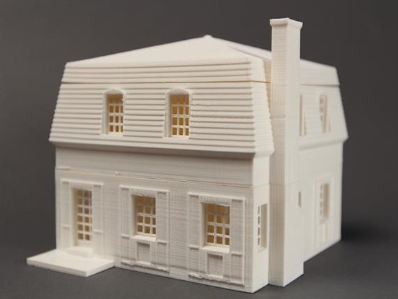 «Zurück | 3D Modelle» Hobby Das Chateau / HousePopulare 3D Modelle