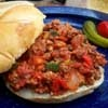 Make your own Homestyle Sloppy Joes from scratch in the same time it would take to start with a store-bought Sloppy Joe mix, and reap the fresh-tasting rewards.