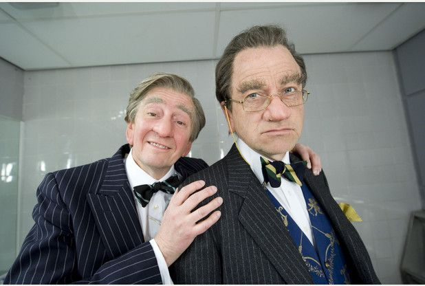 Comedy legends Harry Enfield and Paul Whitehouse to play Hull City Hall. Despite having worked together for over 25 years this will be their first ever tour together. The pair have promised to 'revise and revitalize' their classic comedy characters which include  Smashie and Nicey, Kevin the Teenager and the Old Gits. The Enfield & Whitehouse roll into town on Monday November 23rd.
