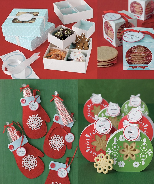 Perfect packaging for christmas gift craft ideas for Food gift packaging ideas