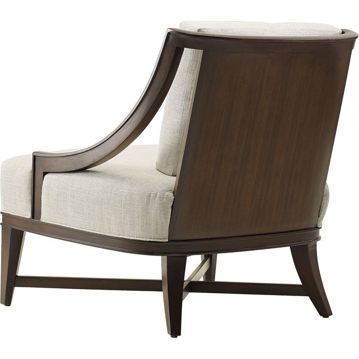 Nob Hill Lounge Chair Barbara Barry Collection Baker