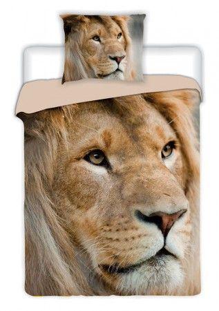 oroszlán ágynemű